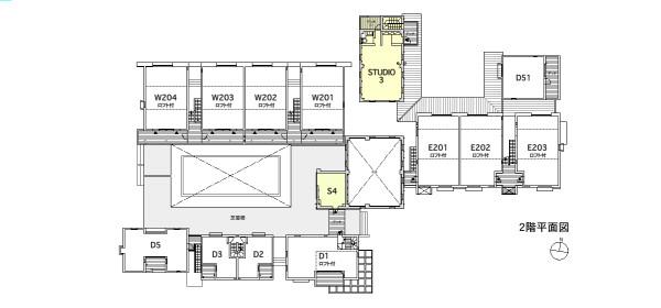 蒲生HP用配置図2階140918